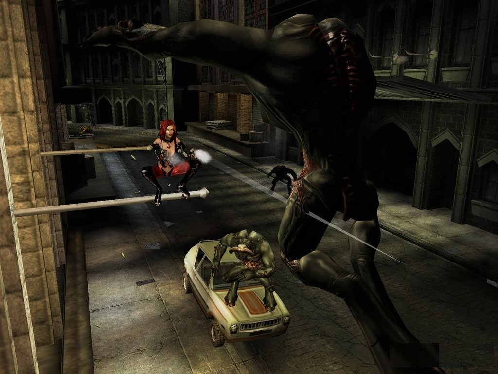 Bloodrayne 2 Nudes Demo 2 0 File Mod Db