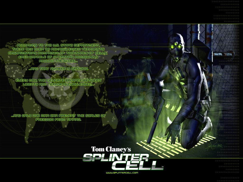 Splinter Cell Chaos Theory Demo Updated File Mod Db