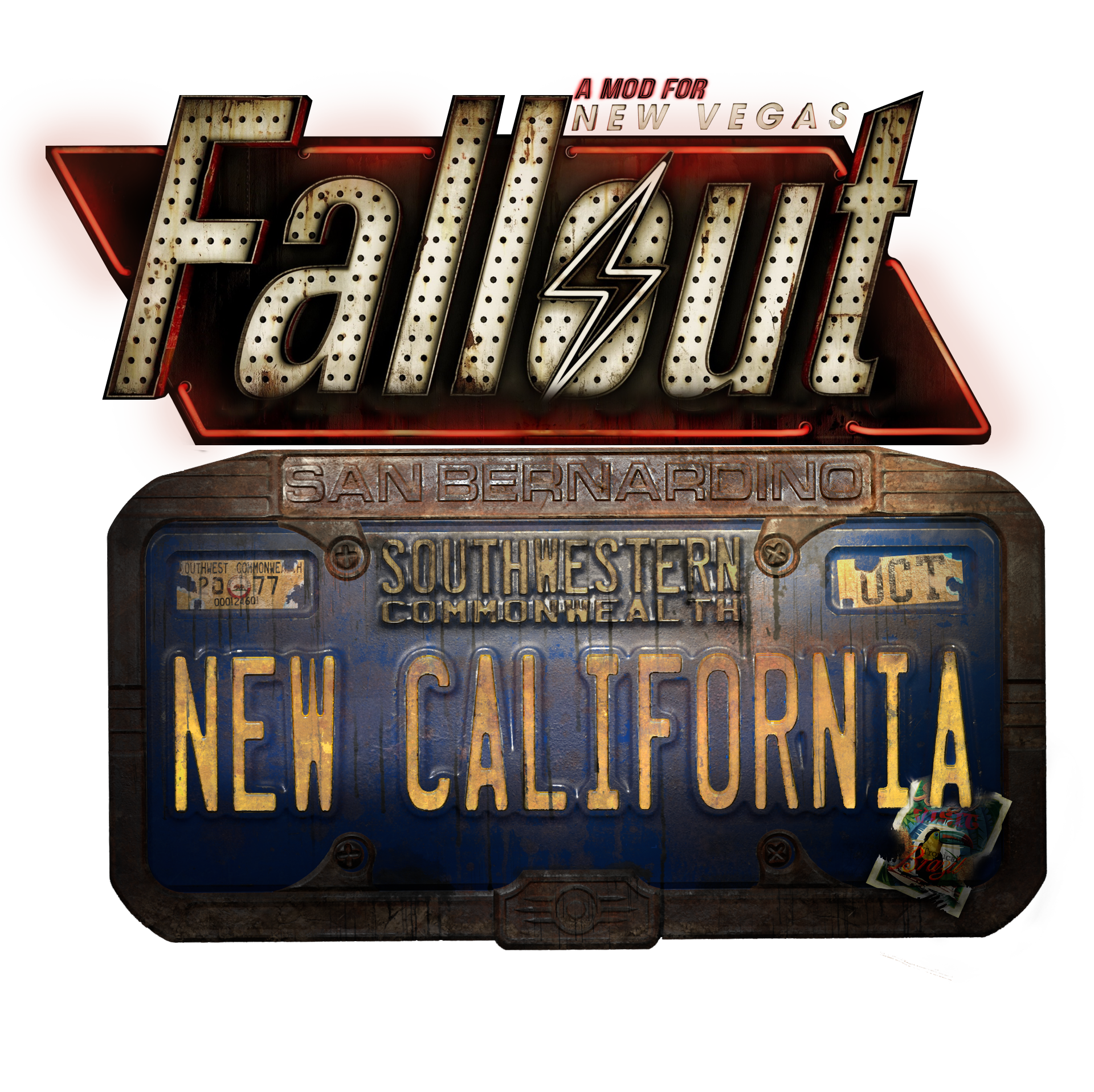 ARCHIVED -- BETA 200 file - Fallout: New California mod for