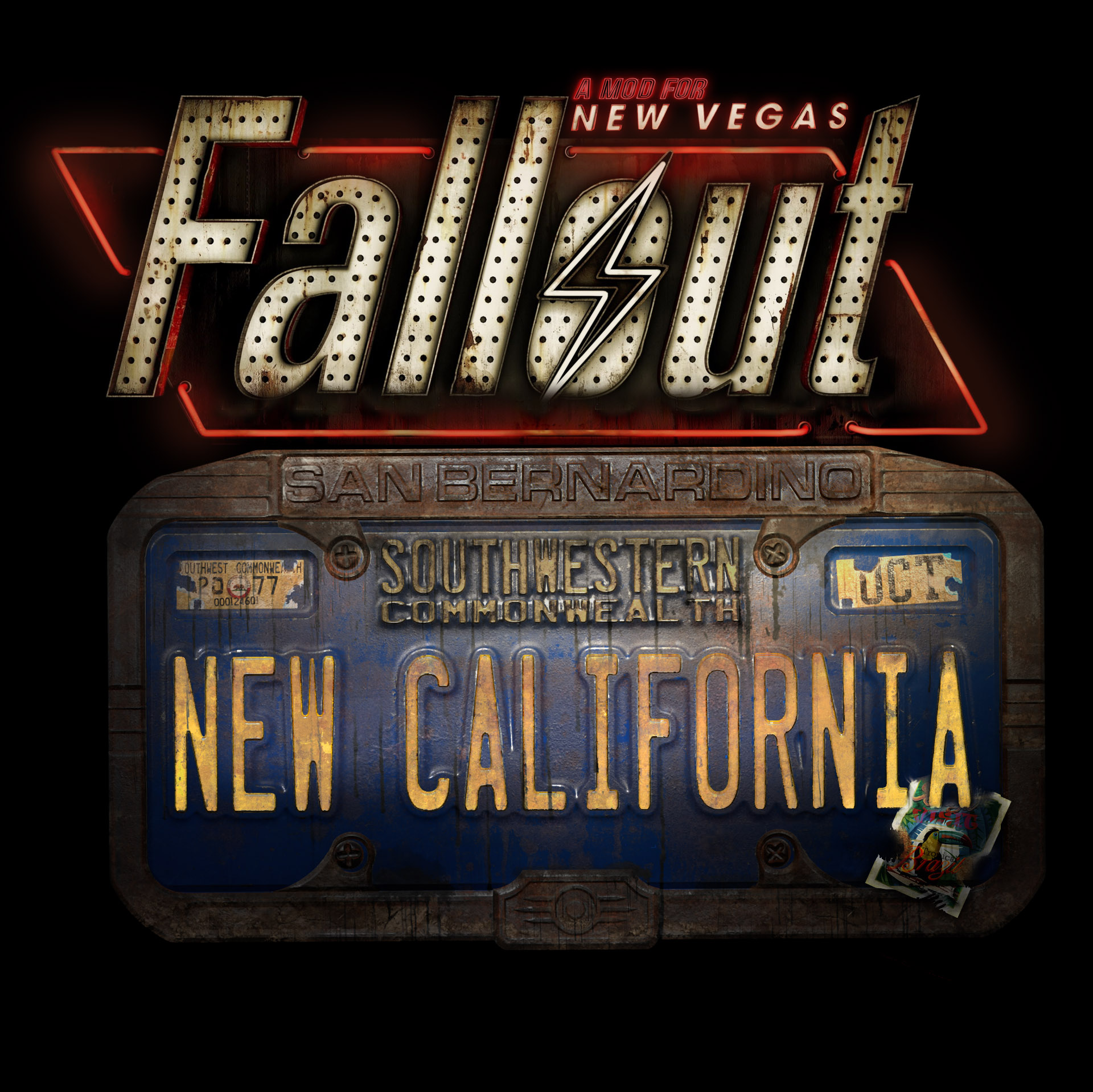 ARCHIVED -- BETA 202 file - Fallout: New California mod for