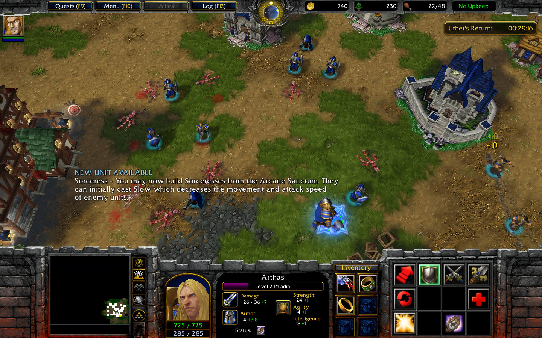 Tileset Patch File Warcraft Rebirth Mod For Warcraft Iii Frozen
