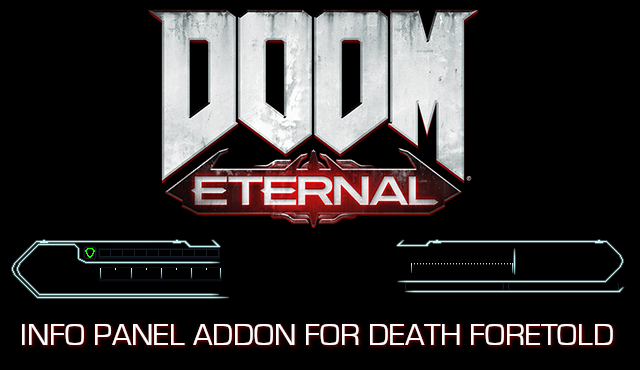 Doom Eternal Info Panels For D4t Death Foretold Addon Mod Db