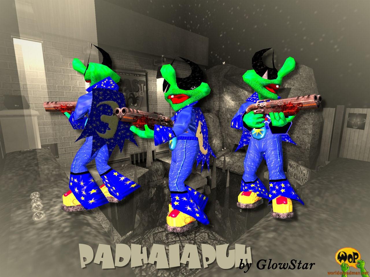 PadHaiapuh for Quake 3 Arena