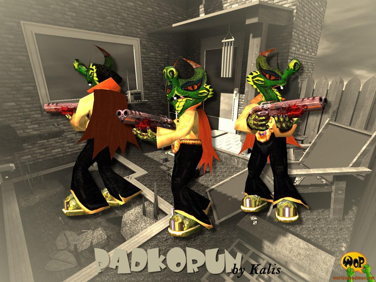 PadKorun for Quake 3 Arena