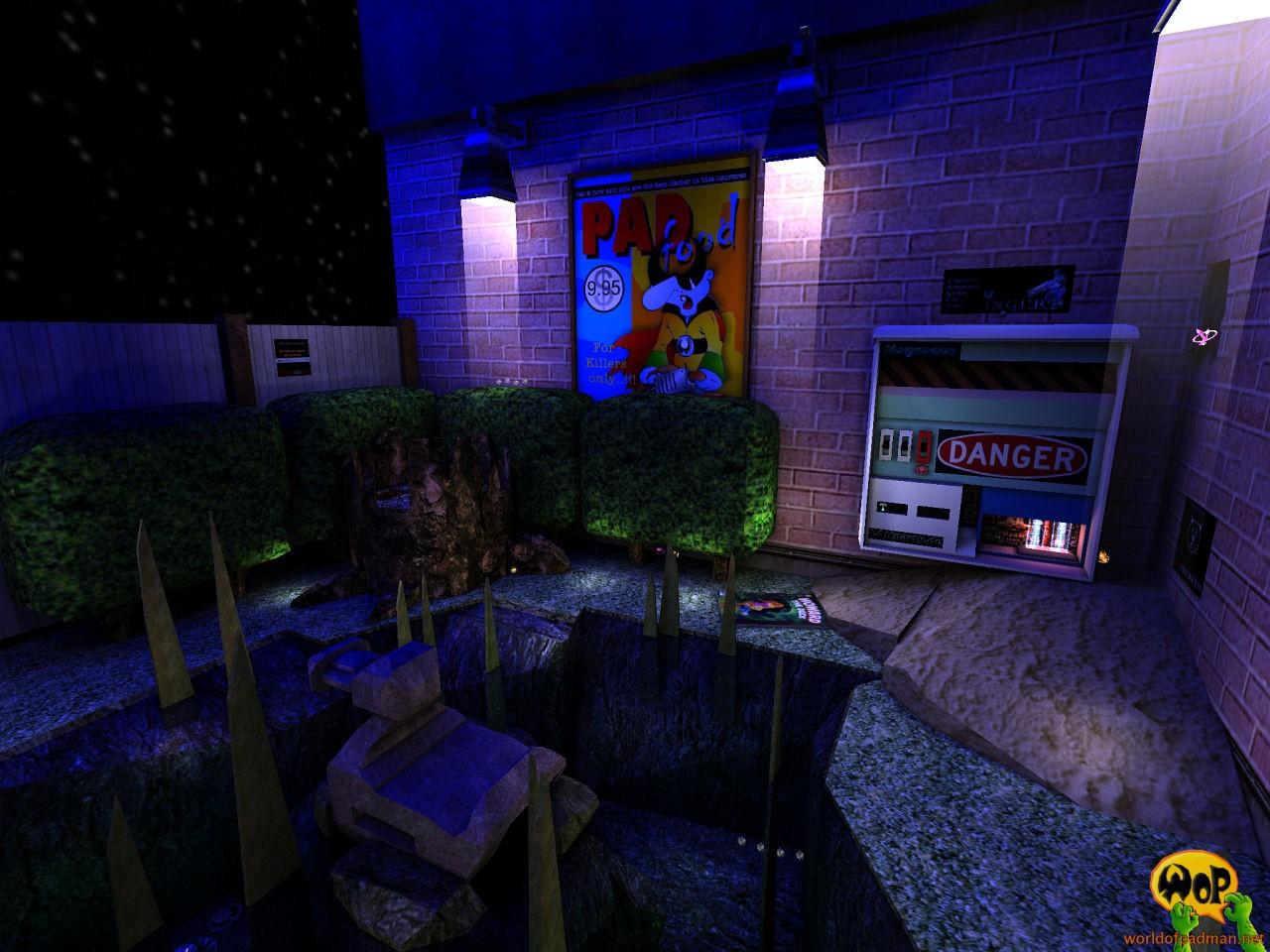 ENTE's PadPool for Quake 3 Arena addon - Mod DB