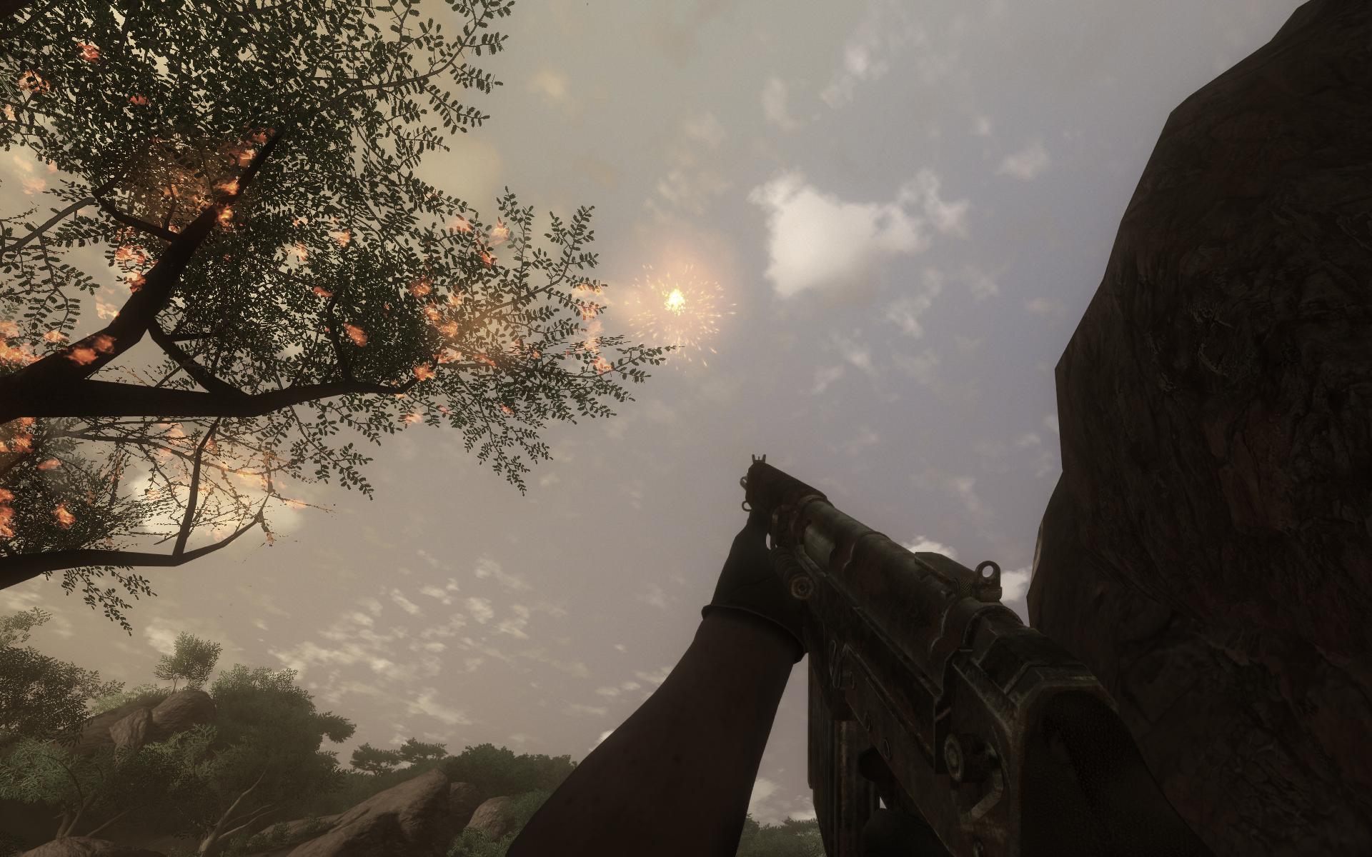 Hunter's Far Cry 2 Update - GOG - Final - FOV file - Mod DB