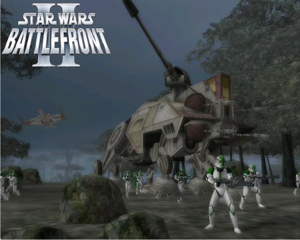 Sky To Ground Map Packs 1-4 file - Mike's Battlefront 2 Mods & Maps Star Wars Battlefront Maps List on