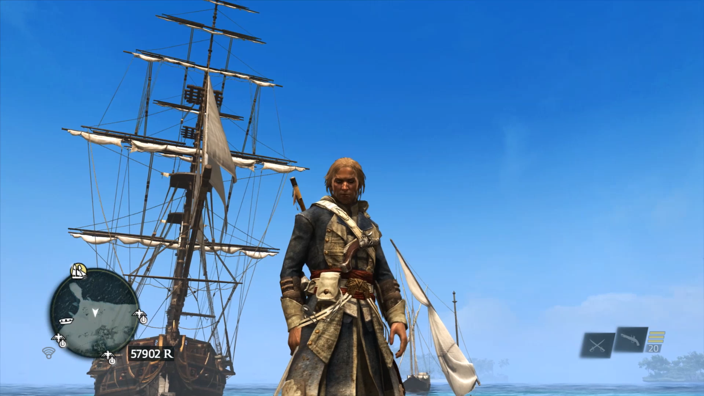 Duncan Walpole S Outfit Mod Addon Assassin S Creed Iv Black