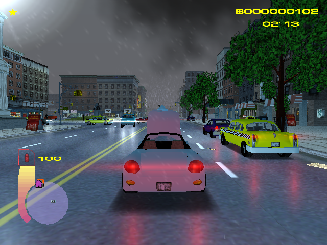 Build 1 - Back to the Streets file - Grand Theft Auto 3D mod for