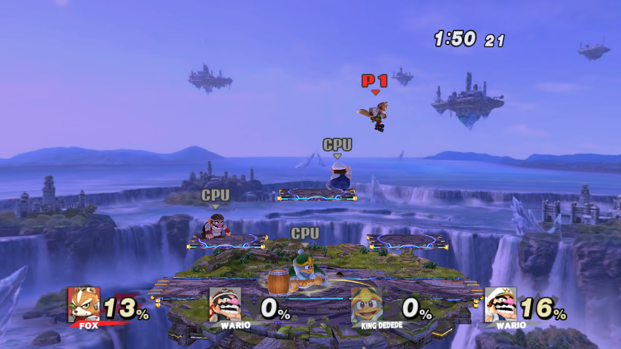 Super Smash Bros  Ultimate for Wii pre-alpha v0 1 file - Mod DB