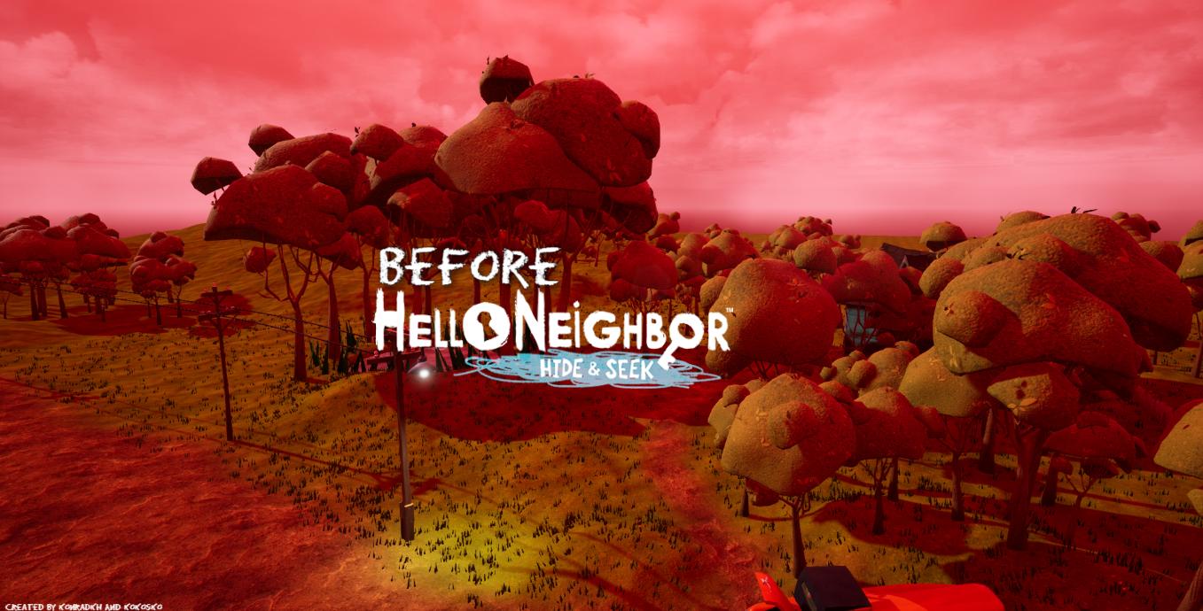 Before Hide & Seek Demo