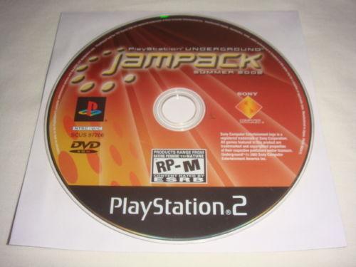 Half Life PS2 Jampack Summer 2002 Demo Conversion file - Yet