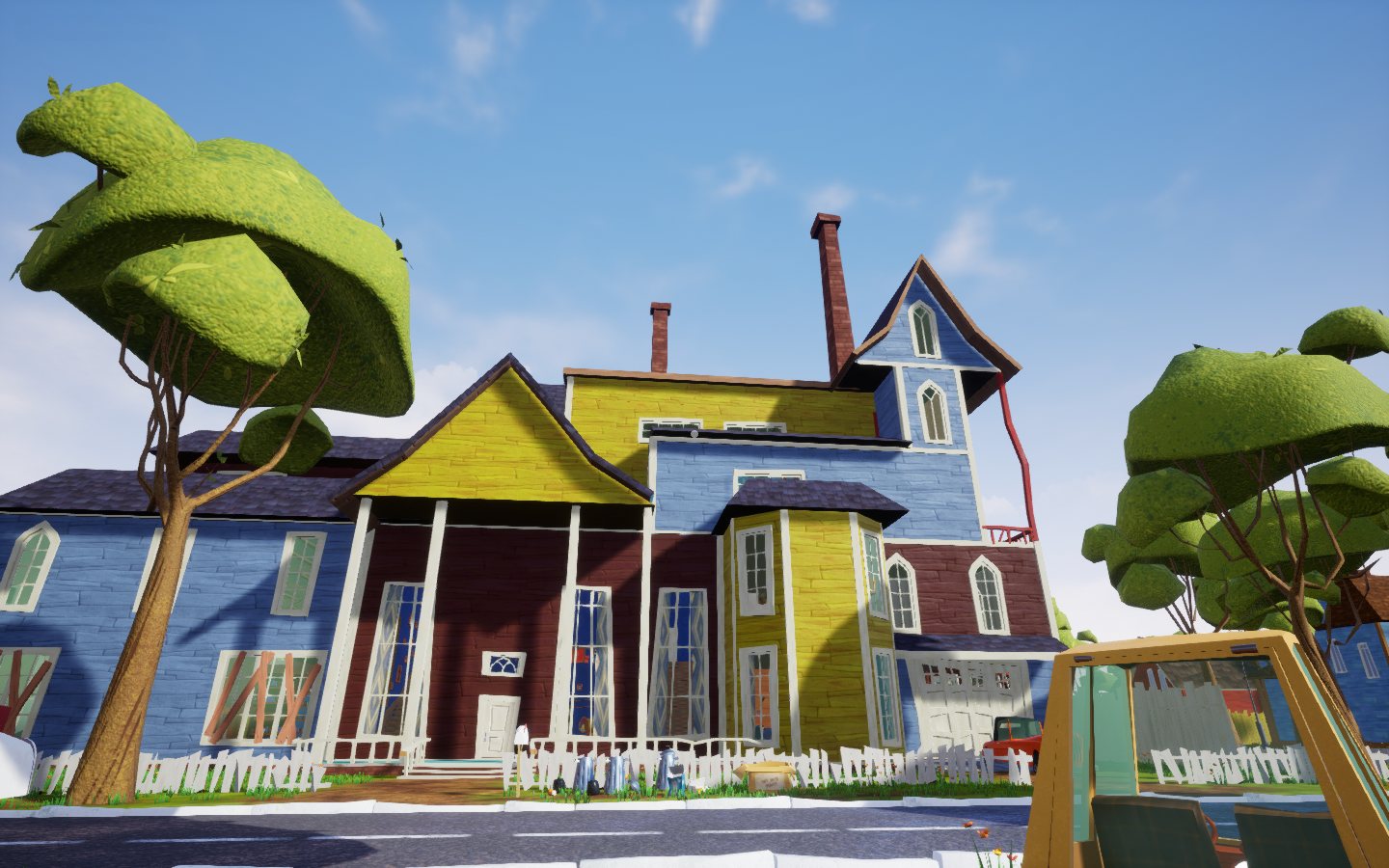 Hello Neighbor Secret Neighbor House Mod Demo File Mod Db