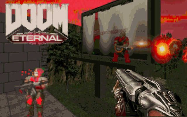 DOOM HELLFALL 1 4 5 -Alpha file - Mod DB