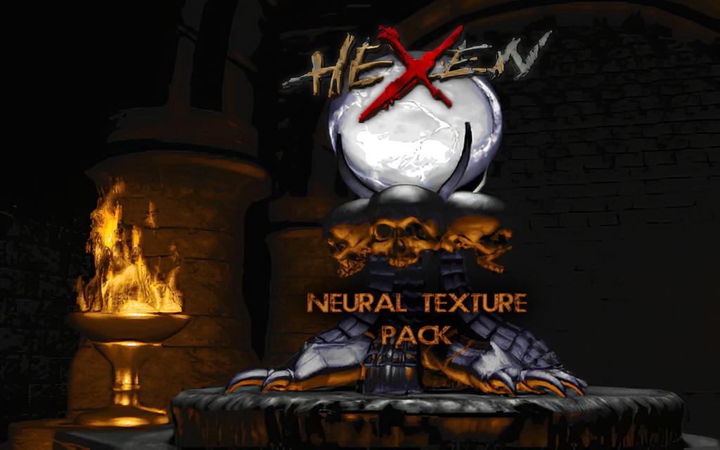 Doom heretic hexen texture pack
