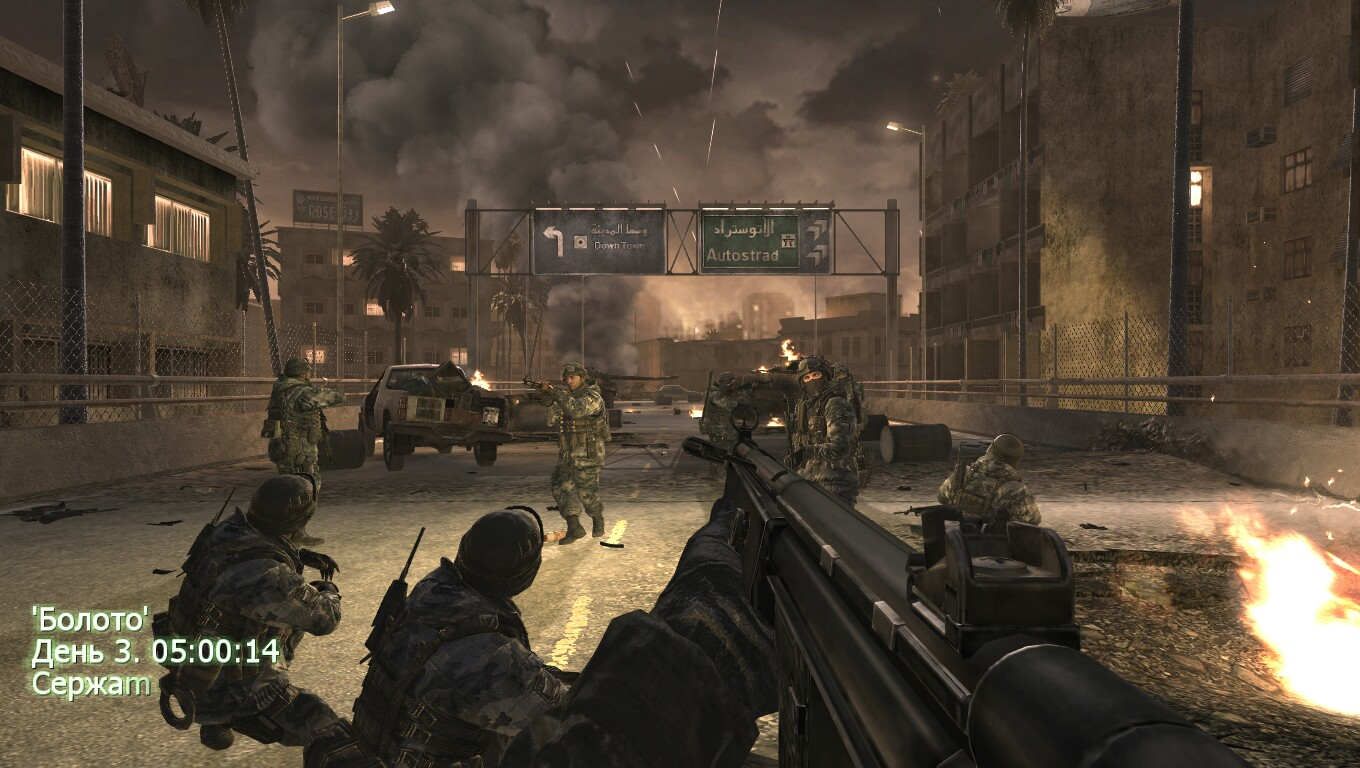 Russian Spetsnaz MW3 file - Call of Duty 4: Modern Warfare