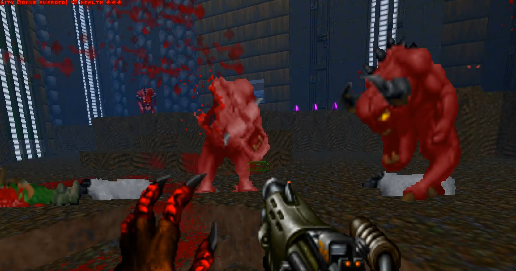 Risultati immagini per doom id software 1993 monsters