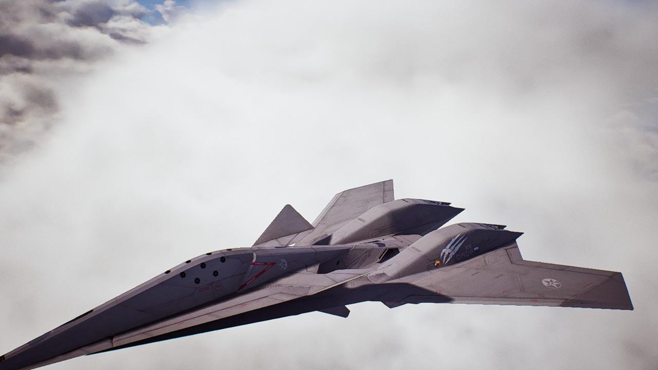 ADF-11F Strider Skin Fix addon - Ace Combat 7: Skies Unknown - Mod DB