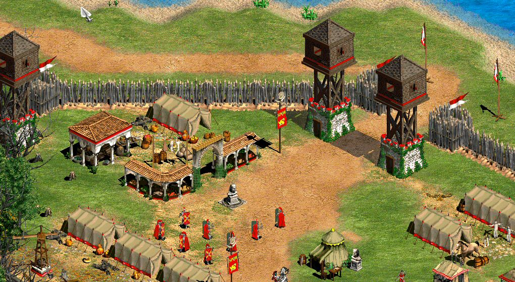 Age Of Empires 3 Scenario Map [DOWNLOAD LINK] - YouTube