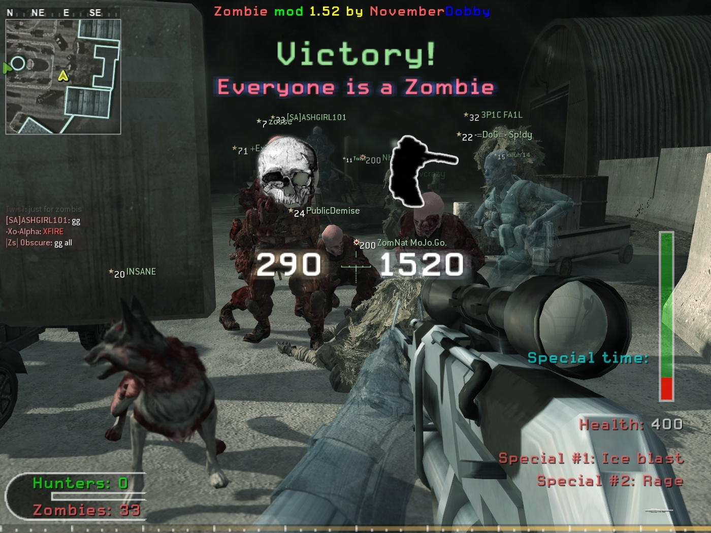 call of duty $ mod