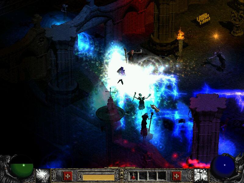 Diablo II LoD - Median XL ? (Omega) ENG+RUS 8BiT MOD + D2SE Mod