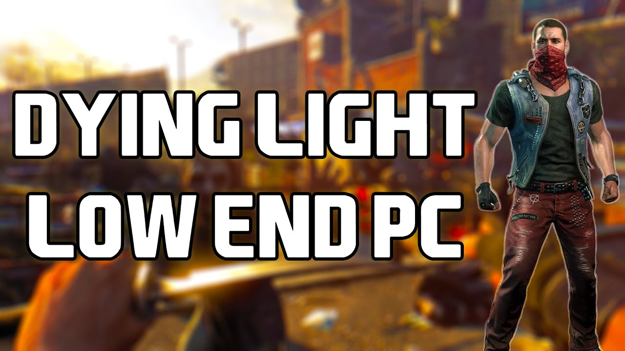 Low-End Pc Preference Options file - Dying Light Golden Mod