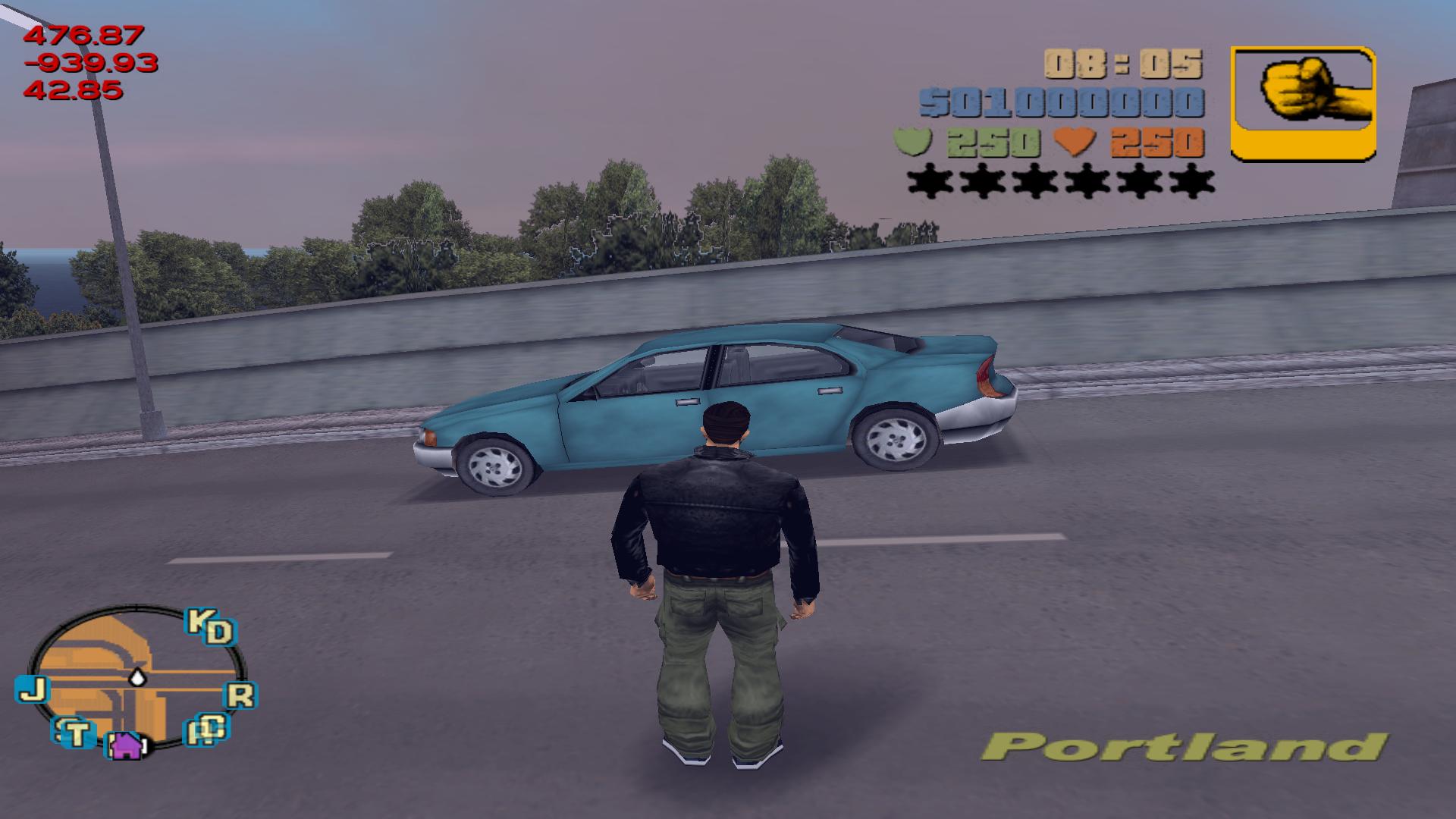 Beta 3 1 (Debug Mode) file - GTA: Liberty City mod for Grand