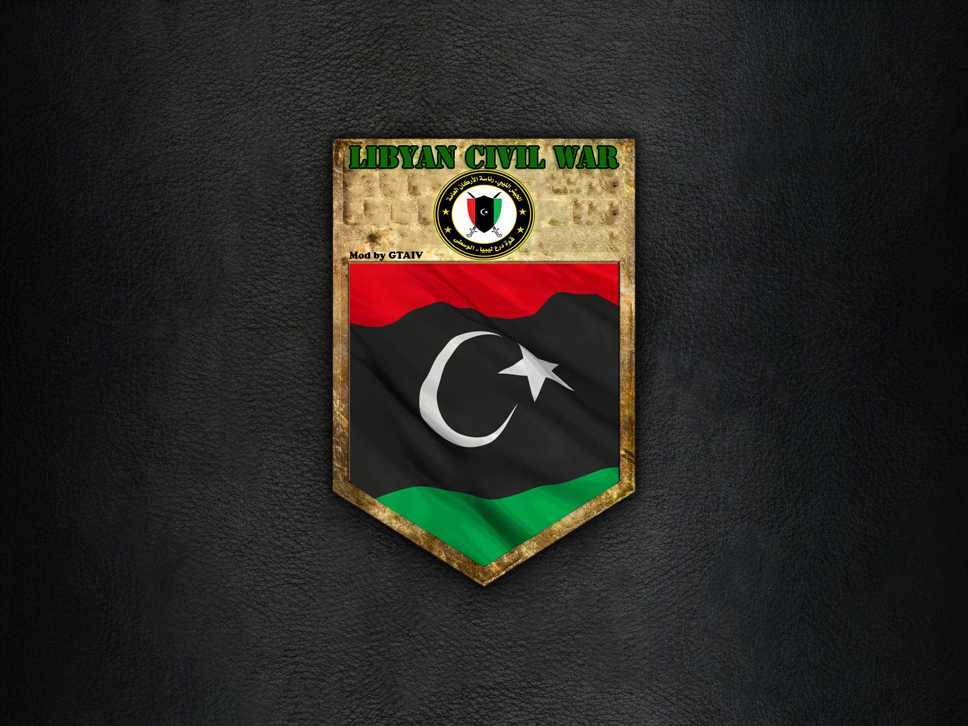 Libyan Civil War Mod 1 0 file - Mod DB