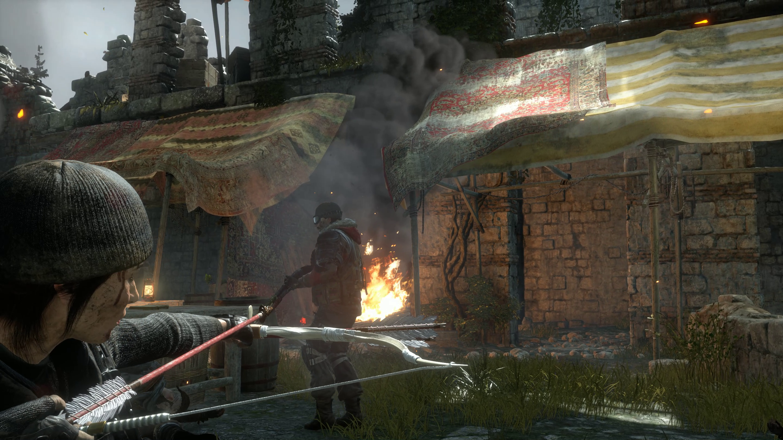 RotTR No HUD Hack file - Rise of the Tomb Raider - Mod DB
