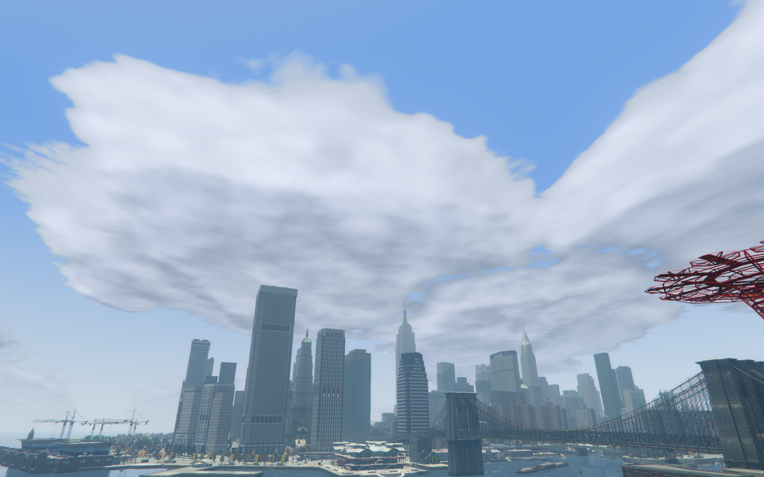 GTA IV/EFLC Los Santos Weather V 4 5 file - Grand Theft Auto