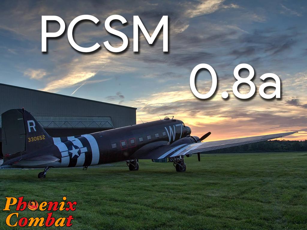 PCSM Planes 0 8b file - Phoenix Combat Sound Mod (PCSM) for