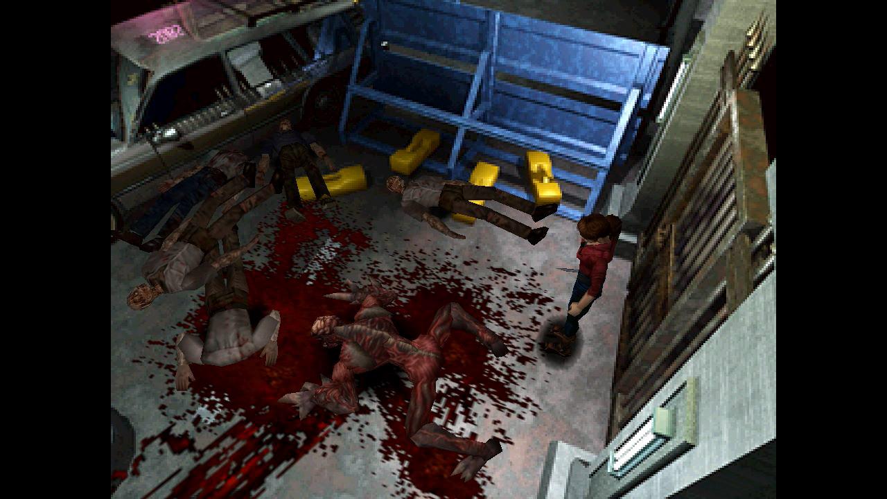 Resident Evil 2 1998 Overhaul Mod The Origin Of Species Ver