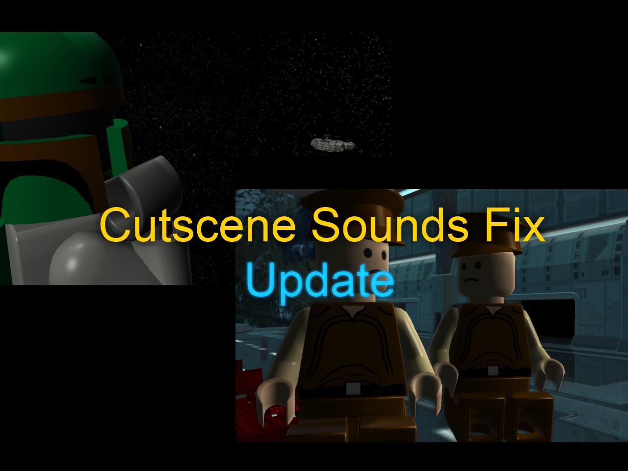 Lego Star Wars The Complete Saga Cutscene Sounds Fix Update