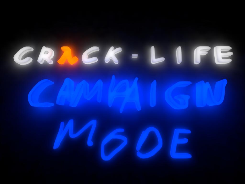 Crack-Life: Campaign Mode Remake V1 Sourcemod file - Mod DB