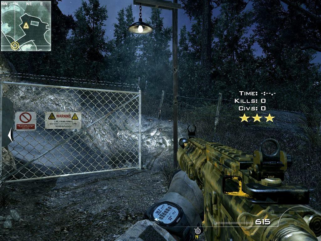 M4 Mw3 File Call Of Duty Modern Warfare 3 Mod Db