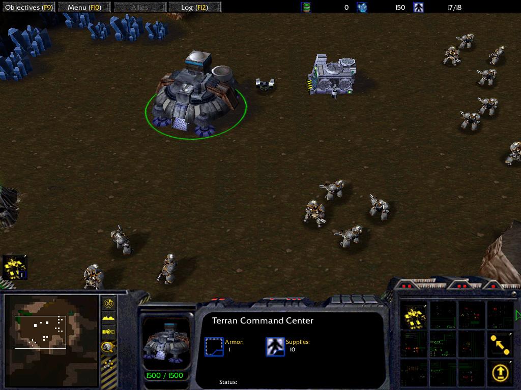 Starcraft Demo Campaign Pack V1 1 Addon Mod Db