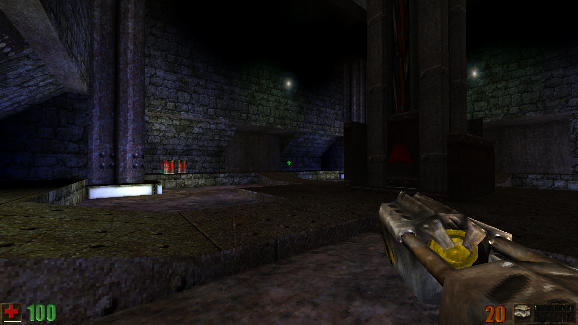 Unreal Gold Remake In Gzdoom Four Map Pack File Mod Db