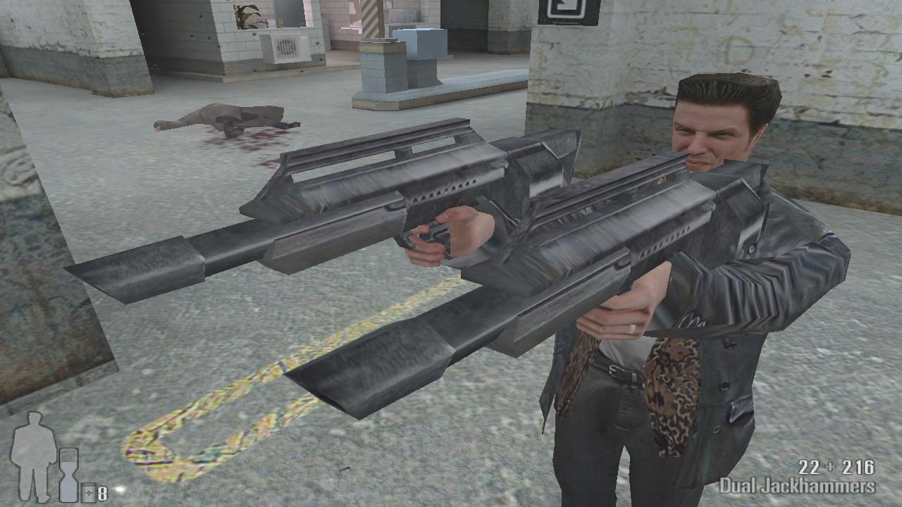 Max Payne 1 Dual Weapons 2020 File Mod Db
