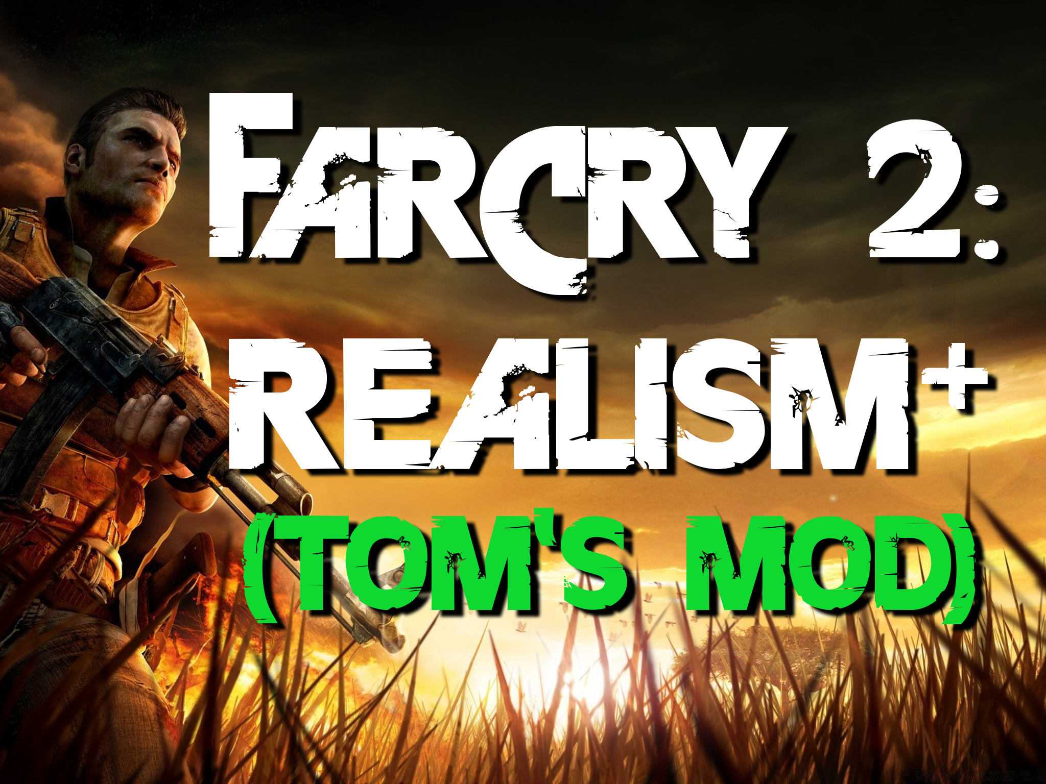 Far Cry 2 Realism Tom S Mod V1 2 File Mod Db