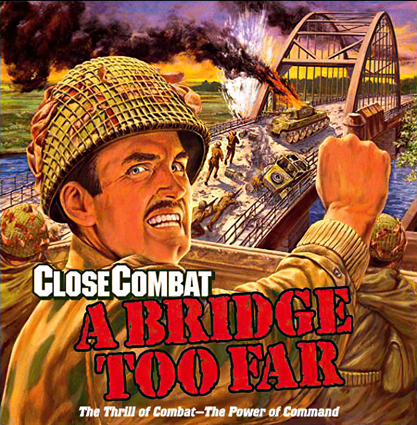 Close Combat Wacht am Rhein: A Bridge Too Far Mod 1.0