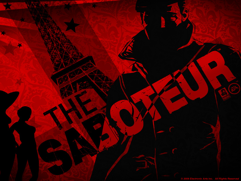 The Saboteur wallpapers file - Mod DB