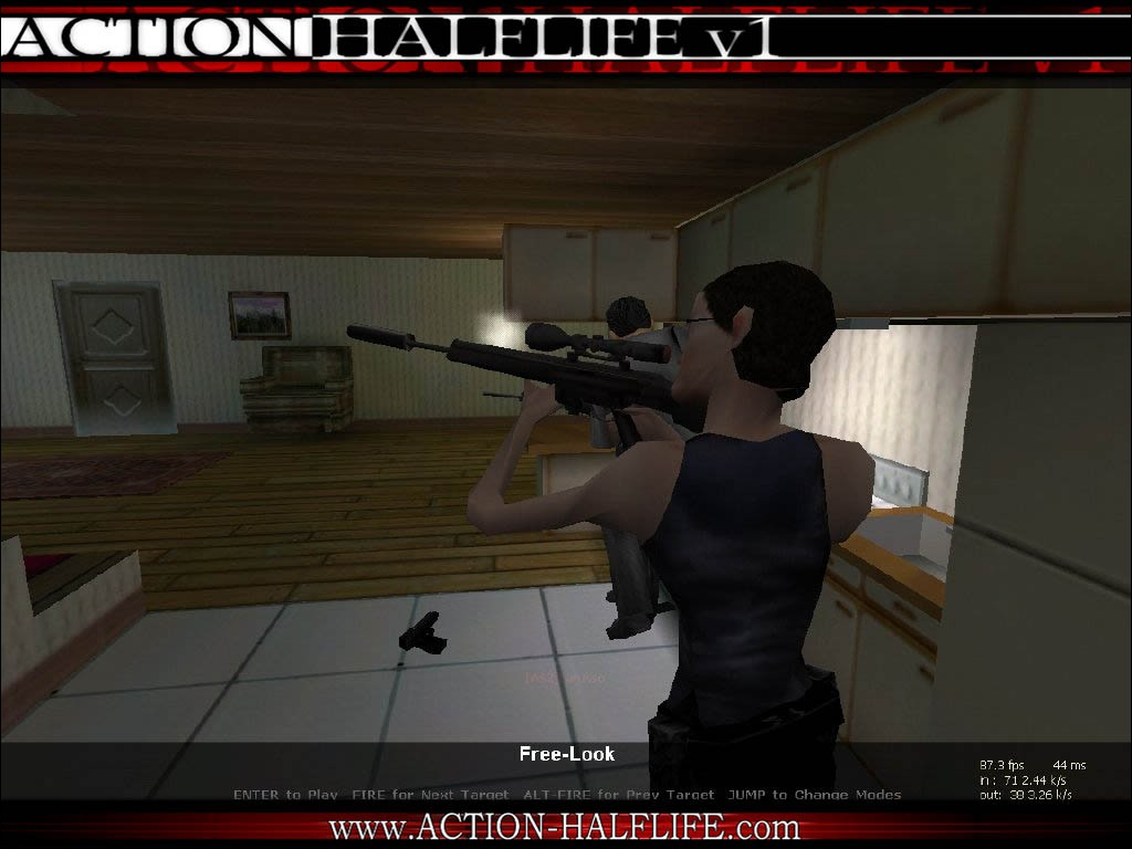 Action half life download