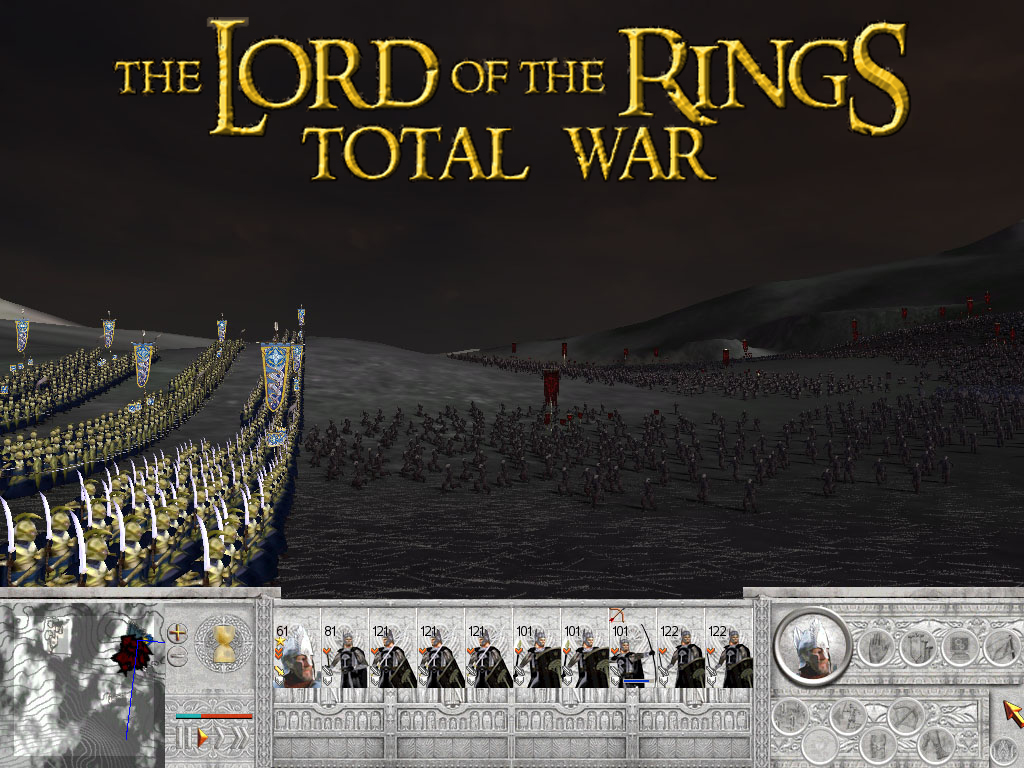 Lord of the Rings Total War /b- Patch v2.08 download - Mod DB.