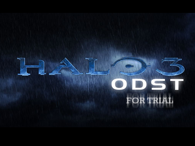 halo odst demo  for pc