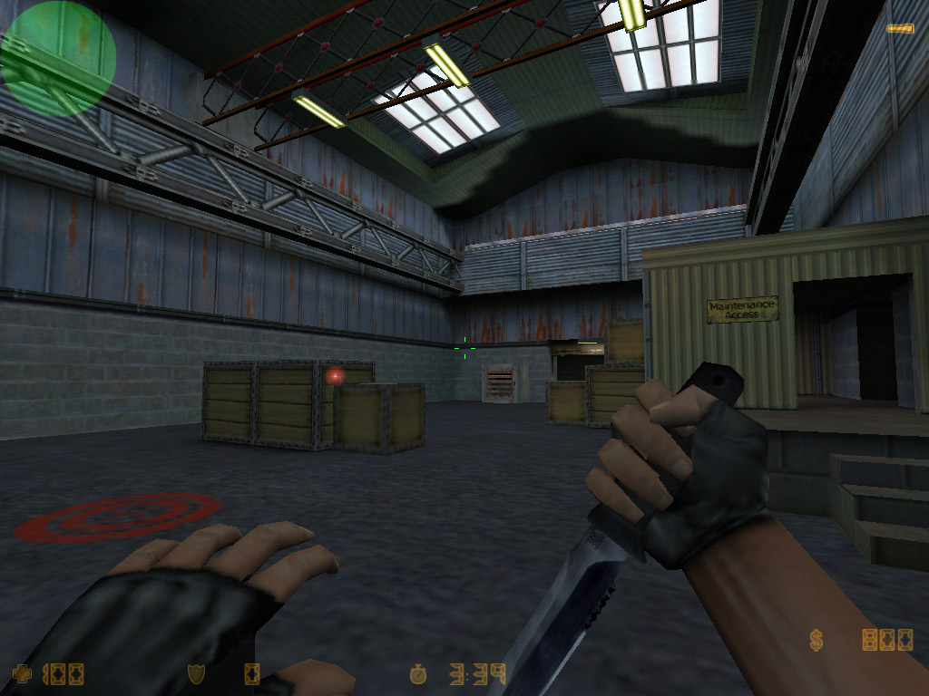 Half-Life: Counter-Strike Mod