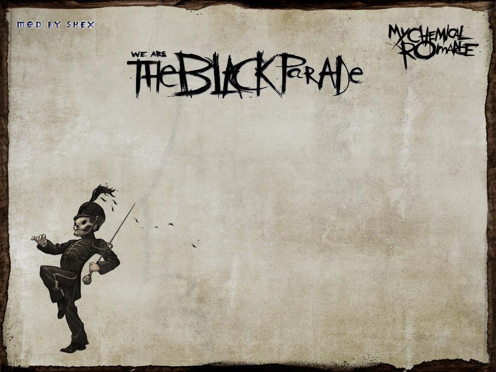 www black parade com: