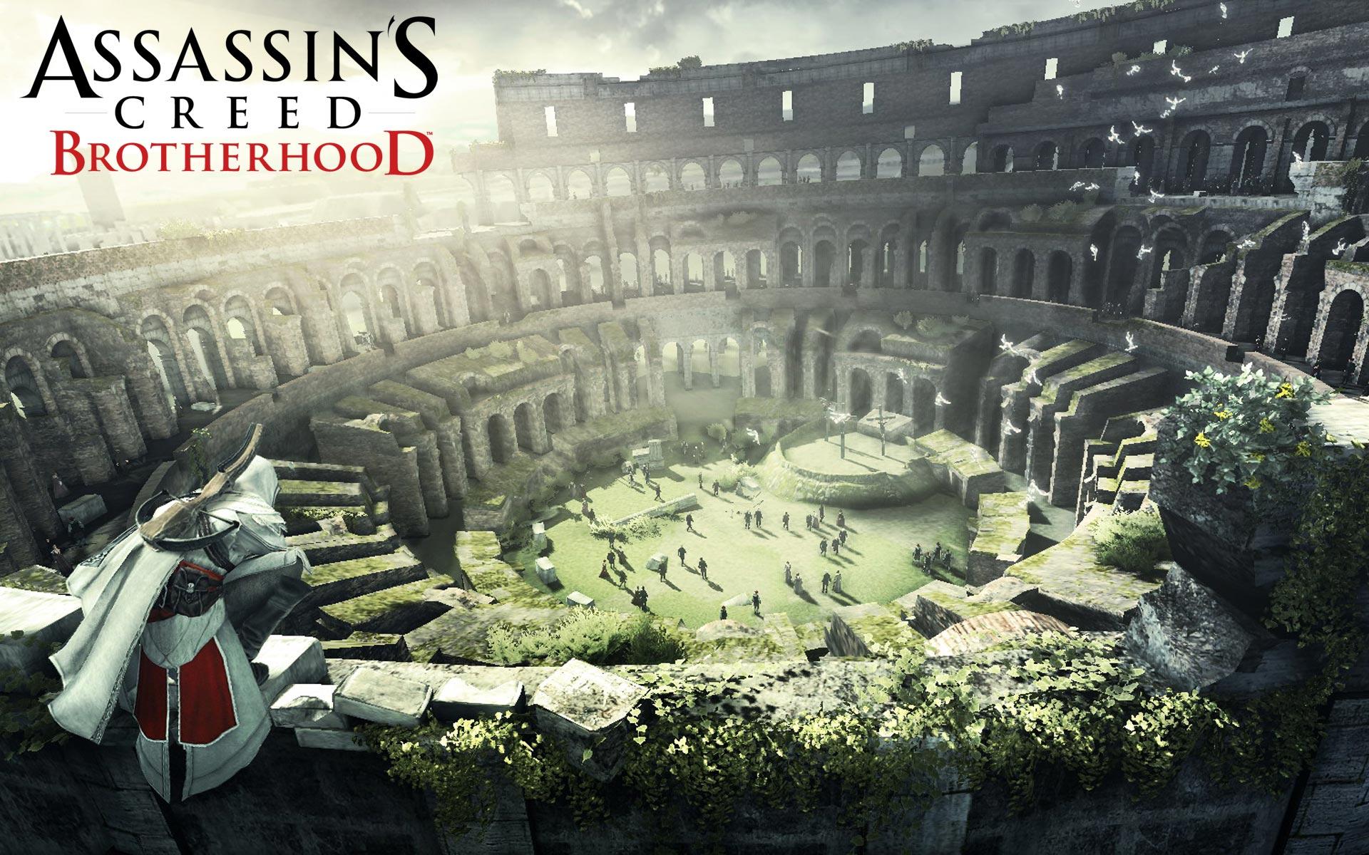 Assassins Creed Brotherhood Wallpaper: Assassin's Creed: Brotherhood