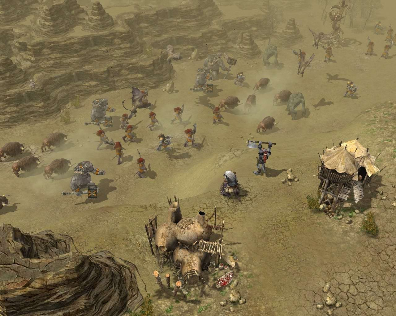 armies of exigo demo