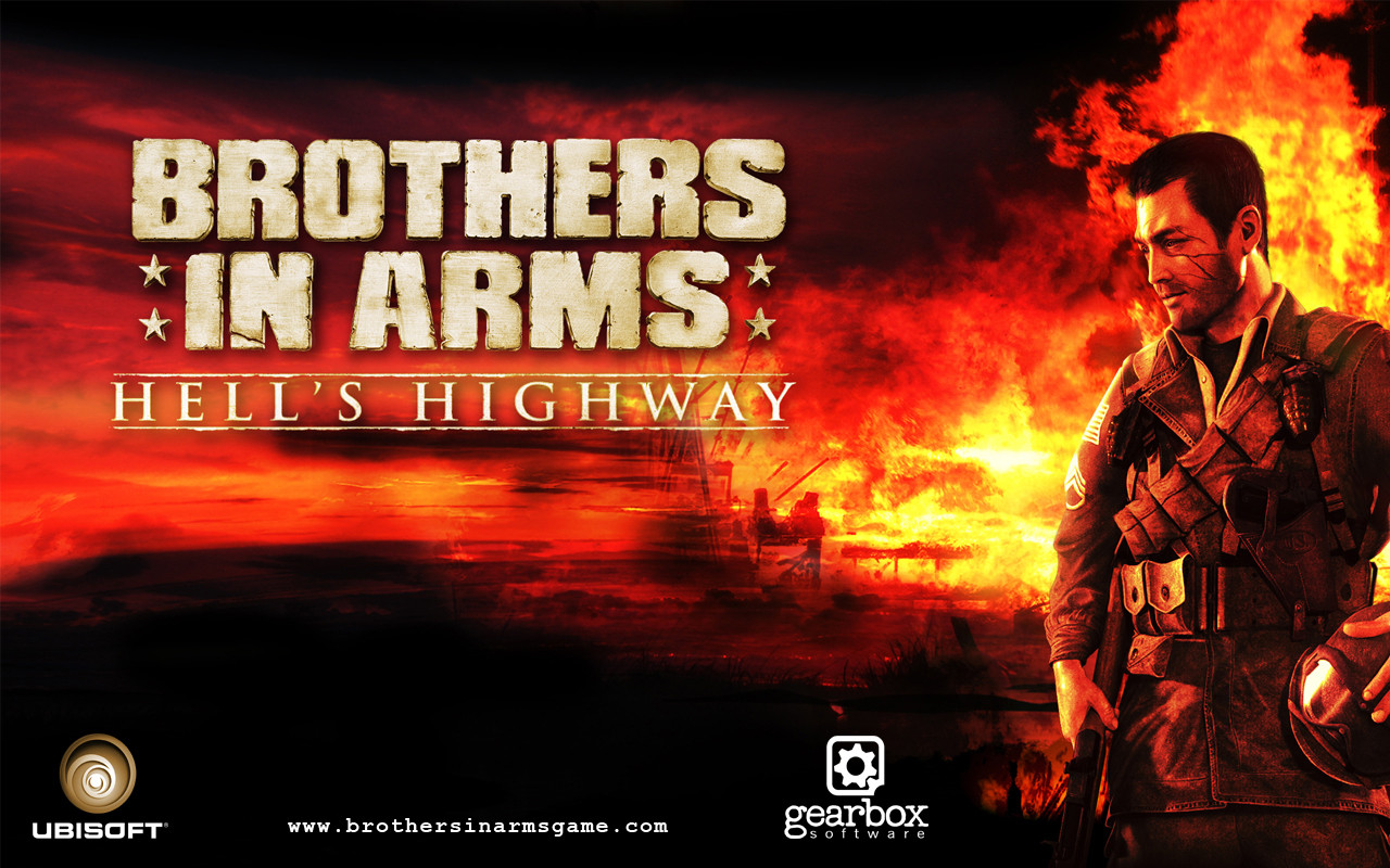 Wallpapers file - Brothers In Arms: Hell's Highway - Mod DB