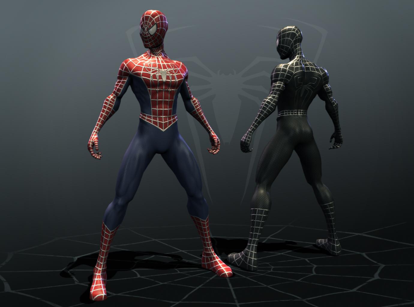 Spider-man powers addon - Mod DB